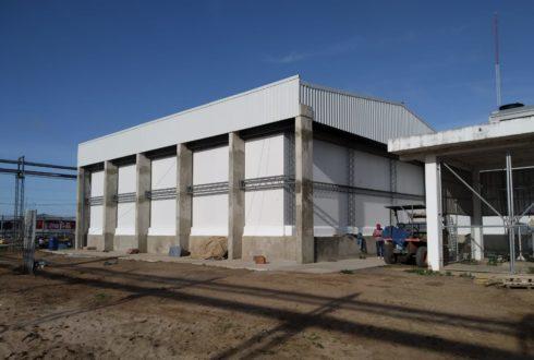 Construcción Sala de Máquinas y Ampliación de Frigorífico de Cerdos – SOFÍA LTDA.