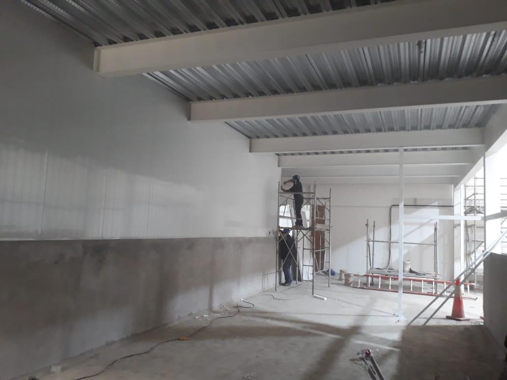 Construcción de «Salas Llenadoras de Café» FAGAL S.A. gallery