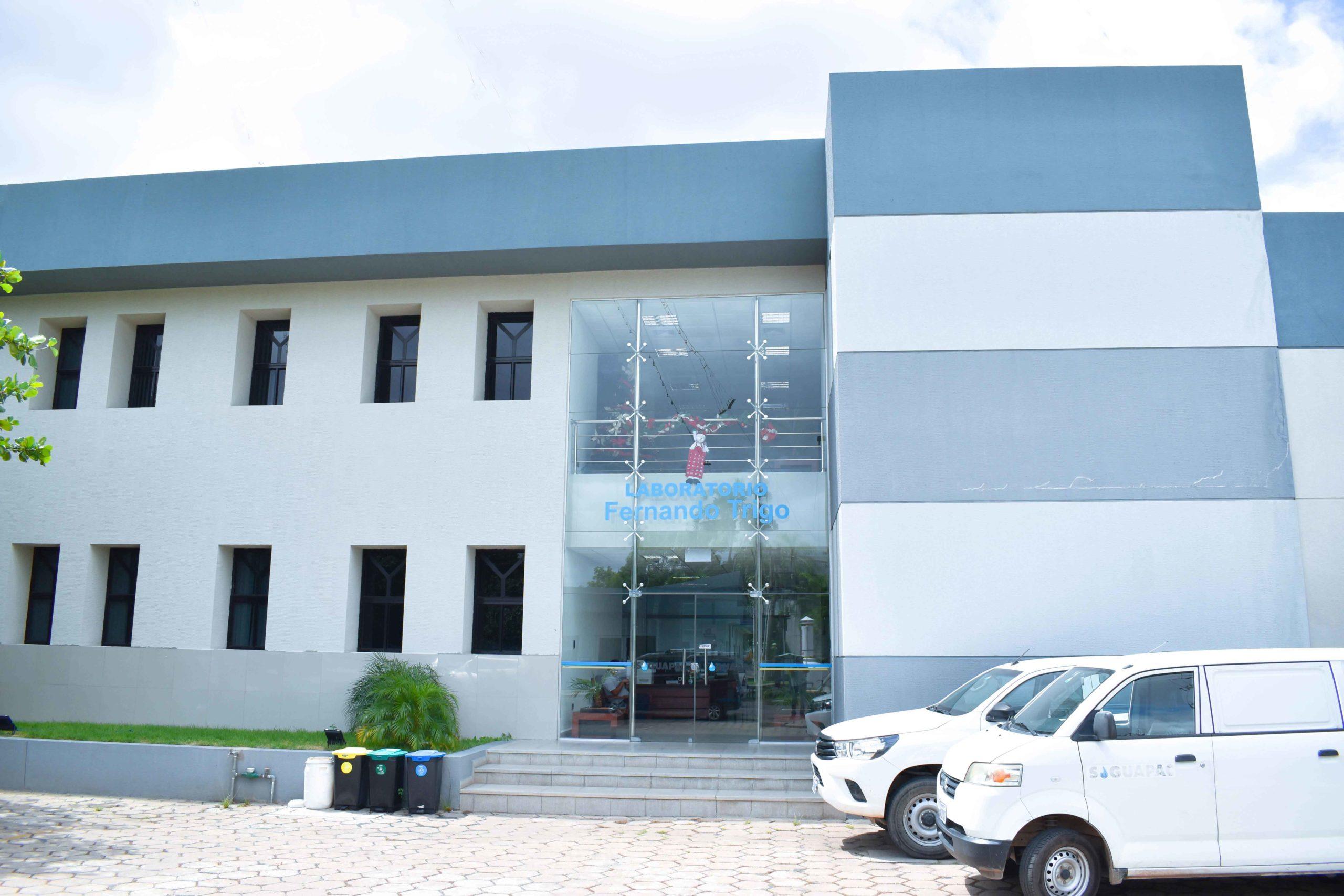 Construcción Edificio  «Laboratorio de Agua Potable – SAGUAPAC» gallery