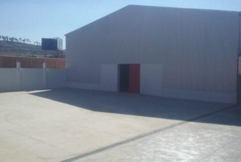 Construcción  «Almacén Producto Terminado Galpón Sucre» – EMBOL S.A.