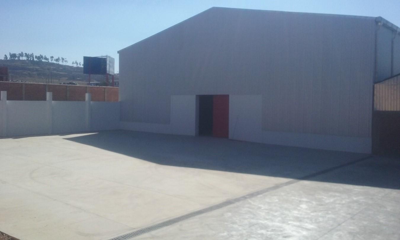 Construcción  «Almacén Producto Terminado Galpón Sucre» – EMBOL S.A. gallery
