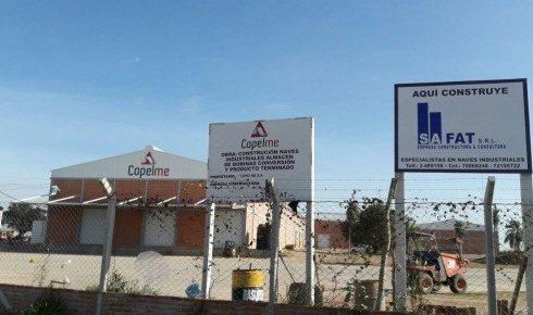Construcción de «Planta Industrial» – COPELME S.A.
