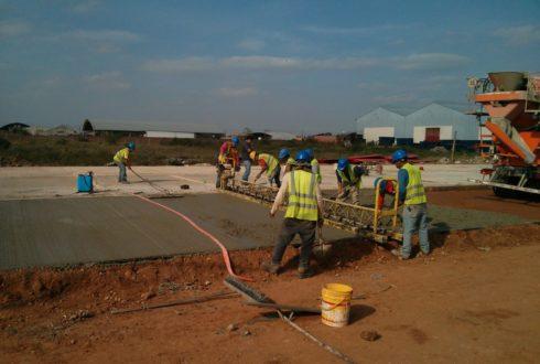 Construcción  «Pavimento Rígido, Pavimento Articulado y Obras Complementarias P.I. 51» – EMBOL S.A.
