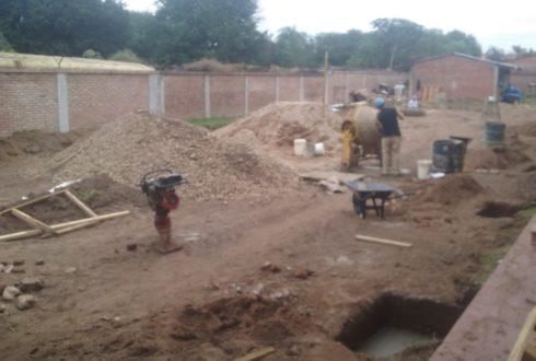 Construcción «Nave Industrial» – AGROSERVET S.R.L.